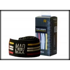 """Бинт коленный Mad Max """"Knee Bandages"""" MFA292\OC\OS"""