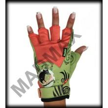 "Перчатки женские Mad Max ""Rats"" Swarovski MFG730\GN"