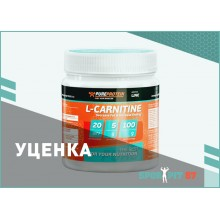 PureProtein L-Carnitine 100g EXP: