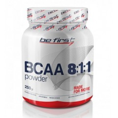BeFirst BCAA 8:1:1 powder 250g