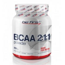 BeFirst BCAA 2:1:1 powder 250g