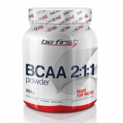 BeFirst BCAA 2:1:1 powder 250g