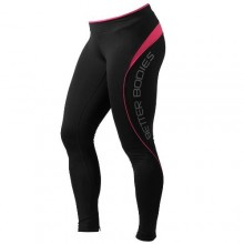 Лосины Better Bodies Fitness Long Tight Hot Pink