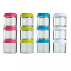 BlenderBottle GoStak (3 pack) 100 ml