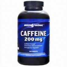 Body Strong Caffeine 360 tabs