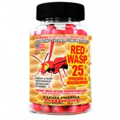 Cloma Pharma Red Wasp 25