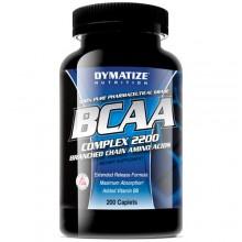 Dymatize BCAA Complex 2200 200 tabs