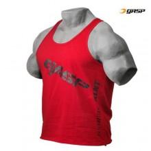 Майка для тренировок GASP Vintage T-back Red