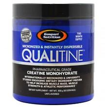 Gaspari Qualitine Creatine Monohydrate 300g