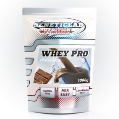Geneticlab Whey Pro 1000g
