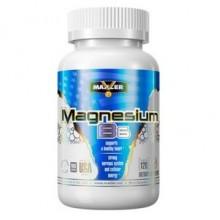 Maxler Magnesium B6 120caps