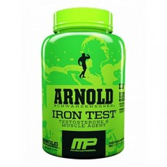 MusclePharm Arnold Iron Test 90 caps