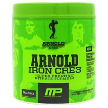 MusclePharm Arnold Iron CRE3 127g