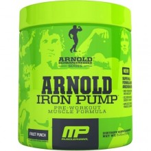 MusclePharm Arnold Iron Pump 180g