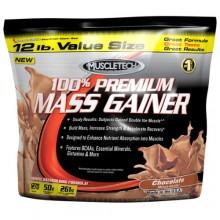 MuscleTech 100% Premium Mass Gainer 5440g