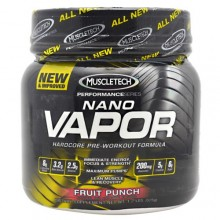 MuscleTech Nano Vapor Performance 525g