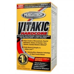 MuscleTech Vitakic Hardcore 150 caps