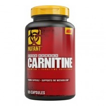 Mutant Core Series L-Carnitine 120c