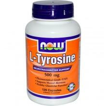 NOW L-Tyrosine 60 caps