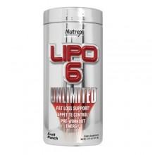 Nutrex Lipo-6 Unlimited Powder 150g