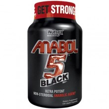 Nutrex Anabol Black 5 120 caps