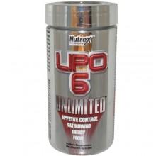 Nutrex Lipo-6 Unlimited 120 caps