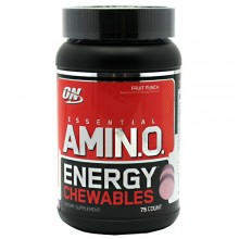Optimum Amino Energy Chewables 75 count