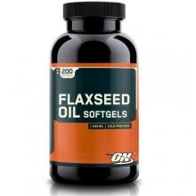 Optimum Flaxseed Oil 1000mg 200 caps