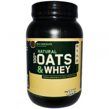 Optimum 100% Natural Oats & Whey 1363g