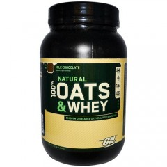 Optimum 100% Natural Oats & Whey 1363g