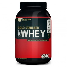 Optimum 100% Whey Gold Standard 900g