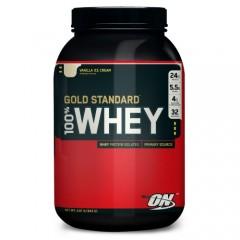 Optimum 100% Whey Gold Standard 900g
