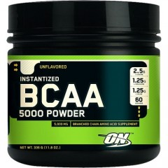 Optimum BCAA 5000 Powder 336g