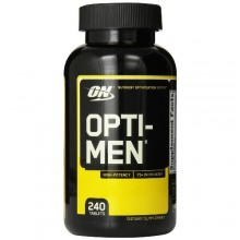 Optimum Opti-Men 240 tabs