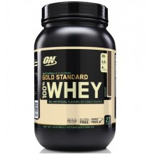 Optimum 100% Whey Gold Standard Natural Gluten Free 864g