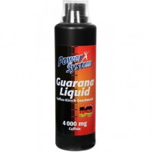 Power System Guarana Liquid 1000 ml