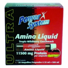 Power System Amino Liquid 11500 mg (amp)