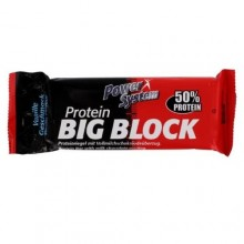 Power System Protein Big Block 50% 100g