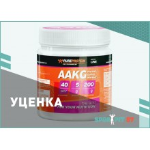 PureProtein AAKG 200g EXP: