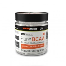 PureProtein BCAA caps
