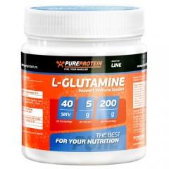 PureProtein L-Glutamine 200g