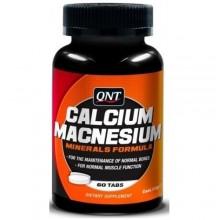 QNT Calcium Magnesium 60 tabs