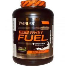 TwinLab 100% Whey Fuel 2270g