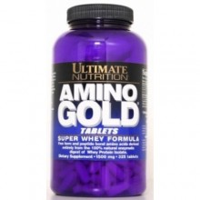 Ultimate Amino Gold 250 tabs