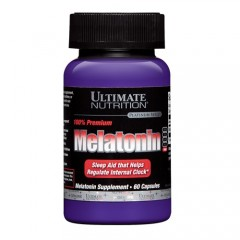 Ultimate Melatonin 100% Premium 60 caps