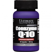 Ultimate Coenzyme Q-10 30 caps