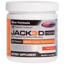 USPlabs Jack3d micro 146g