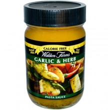 Walden Farms Garlic & Herb Pasta Souce 340g