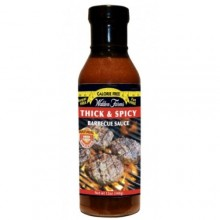 Walden Farms Thick'n Spicy Barbecue Sauce 355 ml