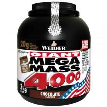 Weider Mega Mass 4000 3kg